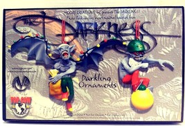 The Darklings Darkling Ornaments Top Cow Moore Creations  - $29.99