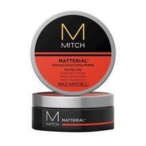 Paul Mitchell MITCH Matterial Ultra Matte Styling Clay 3oz - $27.00