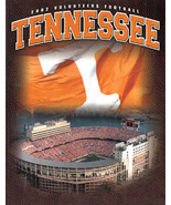 Tennessee Volunteers 2002 College Football Official Media Guide/Program-... - $18.95