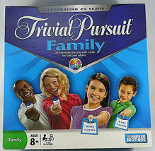 "BOARD GAME Trivial Pursuit ""Celebrating 25 Years Anniversary"" Family Edi... - $15.00"