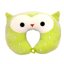 Squishmallows OWEN The Green Owl |Plush Character|Kids Travel Pillow Car... - $34.99