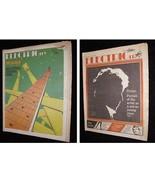 Electric City 1982  1981 Mick Jagger Stevie Nicks Bob Dylan Bobby Rydell... - $19.99
