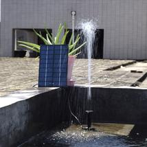 Solar-Powered Water Pump Kit 9V 1.8W Solar Panel Water Floating Solar Po... - $39.04+