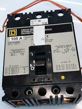 Square D 100 Amp Circuit Breaker Model FAL32100G - $342.00