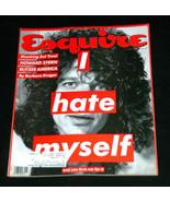"Esquire Magazine May 1992 Howard Stern ""I Hate Myself"" Blitzes America S... - $27.70"