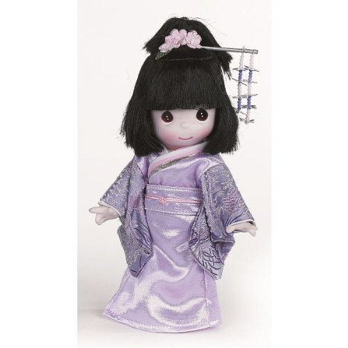 The Doll Maker Precious Moments Dolls, Linda Rick, Masumi, Japan Children of The