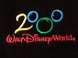 Walt Disney World 2000 Rn 70361 - Black T-Shirt - Unisex: Large - $16.31