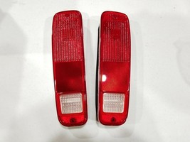 United Pacific Tail Light Lens Set 1973-1979 Ford Truck & 1978-1979 Ford Bronco - $49.48