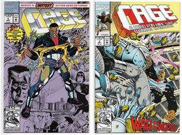 Cage #1 & 2 1992 Marvel Comics (NM) - $4.49