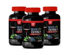 anti inflammatory weight loss - WINE EXTRACT COMPLEX - resveratrol ultra 3B - $31.75