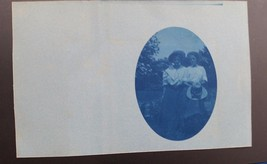 RPPC Tinted Moseley Family Photo Mississippi MS Miss c.1907 RPPC - $11.53