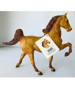 Breyer Firefly #1130 Model Horse Red Roan Green Ribbons with Tag July-De... - $62.88