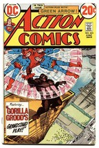 Action Comics #424 1973-SUPERMAN-GORILLA GRODD-FN+ - $25.22