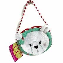 Polar Bear Lil' Sak by Douglas - $17.33