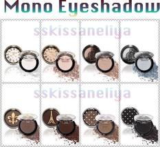 VIVIENNE SABO PETITS JEUX Long-Lasting 3.5g. Mono Eyeshadow 6 COLORS - $10.19