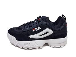 Fila Urban Shoes 1010438 Disruptor Mesh Low Unisexe Homme Femme High Blu... - €91,61 EUR