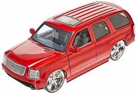 Jada 1:18 Dub City Dubshop Model Kit - 2002 Cadillac Escalade Diecast Model Car - $45.52