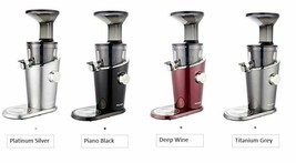 NEW HUROM Diva H-100 Slow Juicer Fresh Extractor Squeezer 220V - 4Color image 1