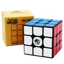 Yuxin Speed Cube 3x3x3, Little Magic 3x3 Black Speed Cube 3x3x3 Magic cu... - $11.06