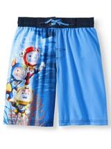 Nick Jr. Paw Patrol Boy's Board Shorts Swim Shorts X-Small (4-5) UV50 NEW - $13.85