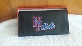 rico new york mets checkbook  wallet - $19.99