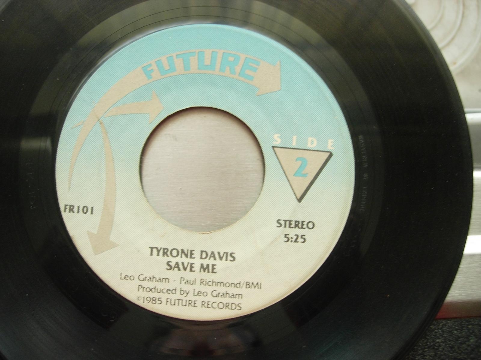 Tyrone Davis - Sexy Thing / Save Me - Future Records FR101