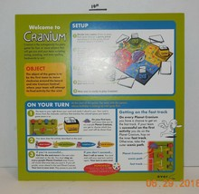 2003 Cranium Board Game Replacement Instructions - $9.50