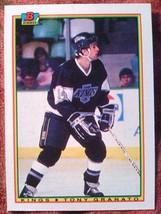 Hockey 1990 Bowman# 140 Tony Granato Kings *01 - $0.99