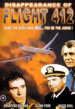 THE DISAPPEARANCE OF FLIGHT 412 (1974) - SciFi B-Movie - Buy 2 DVD's, Ge... - $7.49