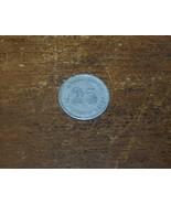 c1920 Antique Advertising Trade Token Coin Bowman Grayville Illinois $.25  - $9.89
