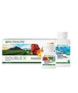 Nutrilite Perfect Pack including Double X  Omega Concentrated Fruit & Vegetables
