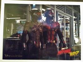 Ant-Man and Wasp Lithograph Disney Movie Club Exclusive Limited Edition NEW - $8.18