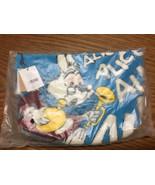 Disney Alice in Wonderland White Rabbit Sagara Embroidery Big Pouch Mini... - $64.35