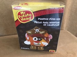 Mr Potato Head Pumpkin Push-Ins Pirate Costume Pumpkin Decorating Kit Pl... - €20,99 EUR