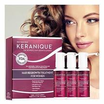 Keranique Hair Regrowth Treatment Extended Nozzle Sprayer, 2 Fl. oz Pack... - $82.82