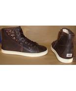UGG Australia BLANEY CRYSTAL Chocolate Embellished Sneakers Size 8.5 NIB... - $78.16
