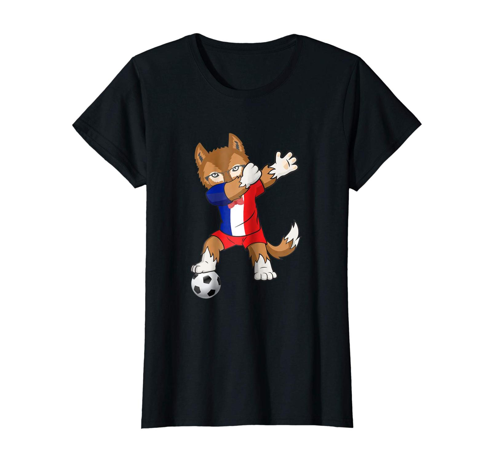 Brother Shirts - France Soccer Team Fan T-Shirt Russia Football 2018 Cup Kit Wow