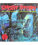 Ghost Story, William Castle's - Audio/Spoken Vinyl LP ( Ex Cond.) - $32.80