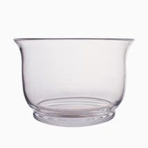 "Krosno Handcrafted Glass 10""  Serving Bowl - Made in Poland - $28.98"
