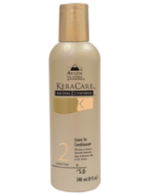 Avlon KeraCare Natural Textures Leave-In Conditioner, 8oz