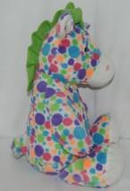 Fiesta A49886 Mod Squad 18 inch Multi Colored Polka Dots Cuddle Giraffe image 2