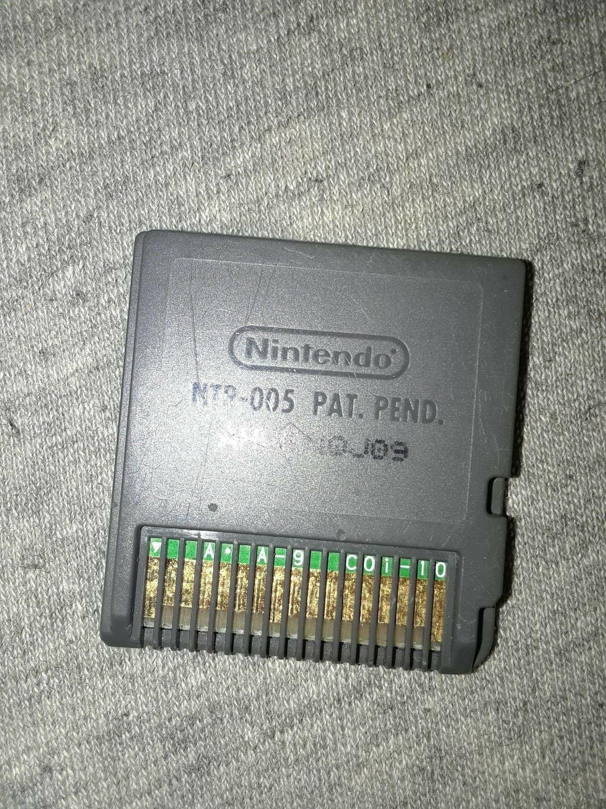 Scurge: Hive Nintendo DS, 2006) Patrone nur Selten Spiel Authentic USA Release