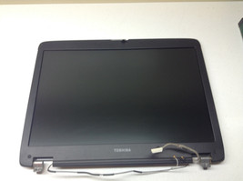 """Toshiba Satellite M30X-S214 15.4"""" Complete Screen Assembly - $39.57"""