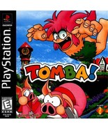 Tomba! PS1 Great Condition Fast Shipping - $89.94