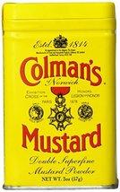 Colman's Dry Mustard, 2 oz - $8.86