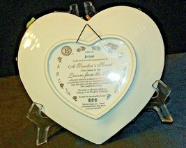A Teacher's Heart Plate - Lessons from the Heart C B4508 Collection AA20-2079 Vi image 2