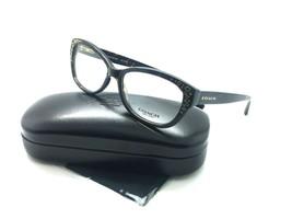 COACH HC 6076 5120 Eyeglasses Frames Dark Tortoise Gold Logo Print 53-15-135MM - $63.06