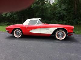 1961 Chevrolet Corvette Convertible For Sale In Byron Center MI 49315 image 1