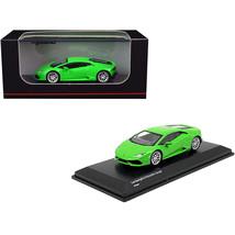 DDS-10329 Lamborghini Huracan Coupe Bright Green 1/64 Diecast Model Car ... - $28.05