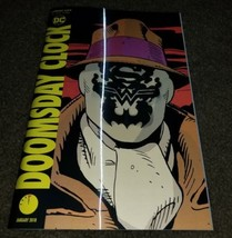 DC Comic Doomsday Clock 1 NM+ 2018 Book Superman of 12 Mini-series - $0.99